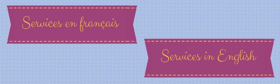 Find out more about our bilingual services...