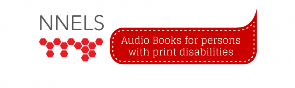 Talking books for people with print disabilities.